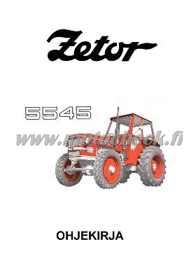 ohjekirja5545